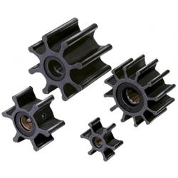 Viskerarm til motor med 6 mm. aksel