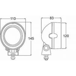 KUS/Sensotex ur til rorindikator