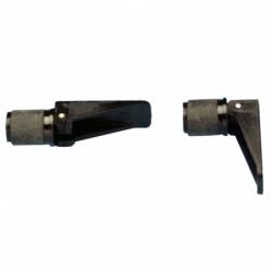 Tankpåfyldning til blyfri brændstof rustfri stål AISI 316