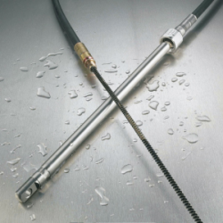Lucas M50 12 volt 10 tooth diesel starter