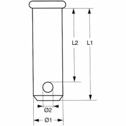 Splitbolte/Rigbolte - 2