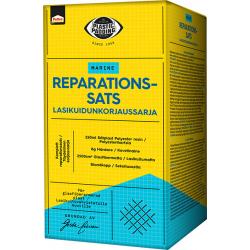 Reparationssæt til plastbåde og surfbrædder - 2