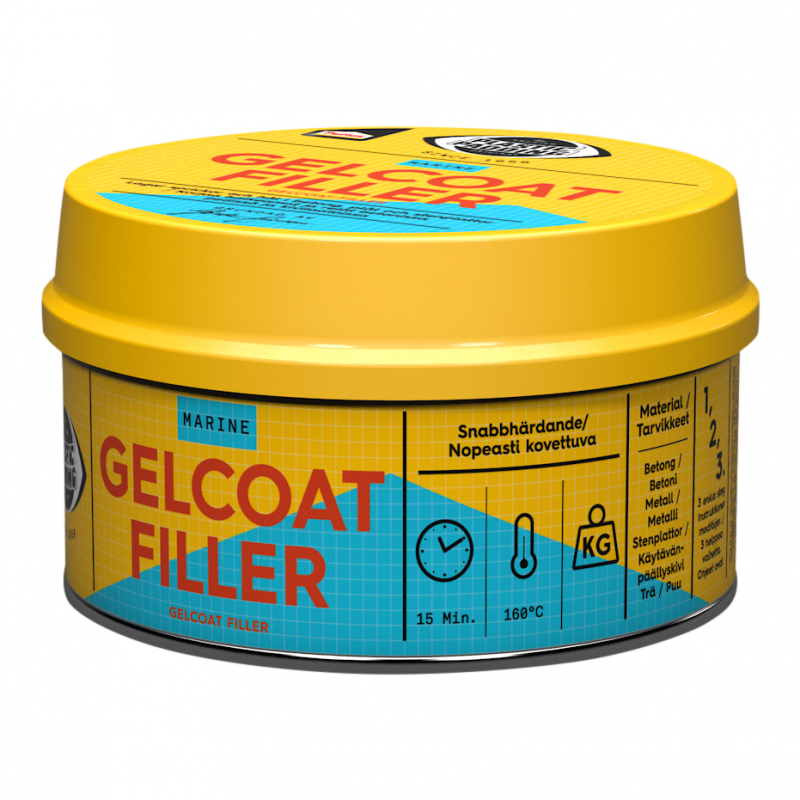 Gelcoat Filler - 1