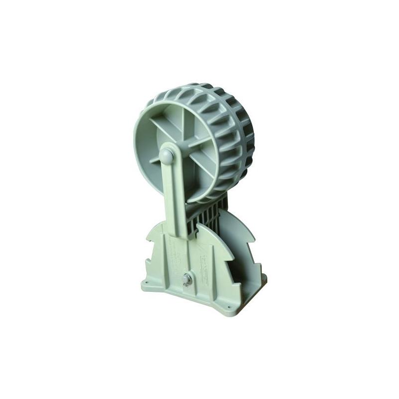 Dinghy hjul - 2 stk. - 1