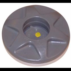 Overtryksventil til bund - SUN gummibåd - 1