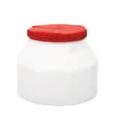 Mærkebøje fra Danfender, hvid