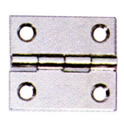 Bladhængsel i rustfrit stål - 1