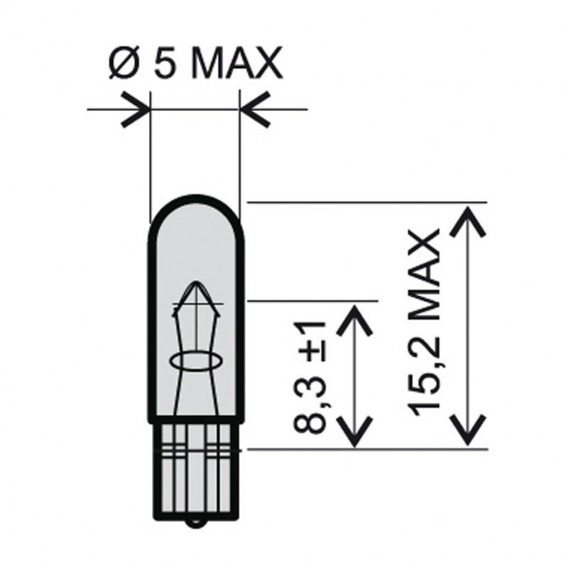 Aqua Signal Serie 41 Universalbeslag