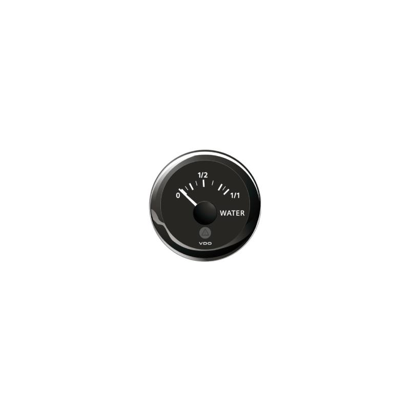 VDO vandtankmåler komplet 8-32V, 4-20mA - 1