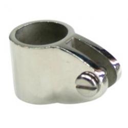 Kalechebeslag glide i rustfrit stål 25mm - 1