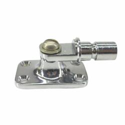 Kalechebeslag, sidemonteret med 1 tap - 1