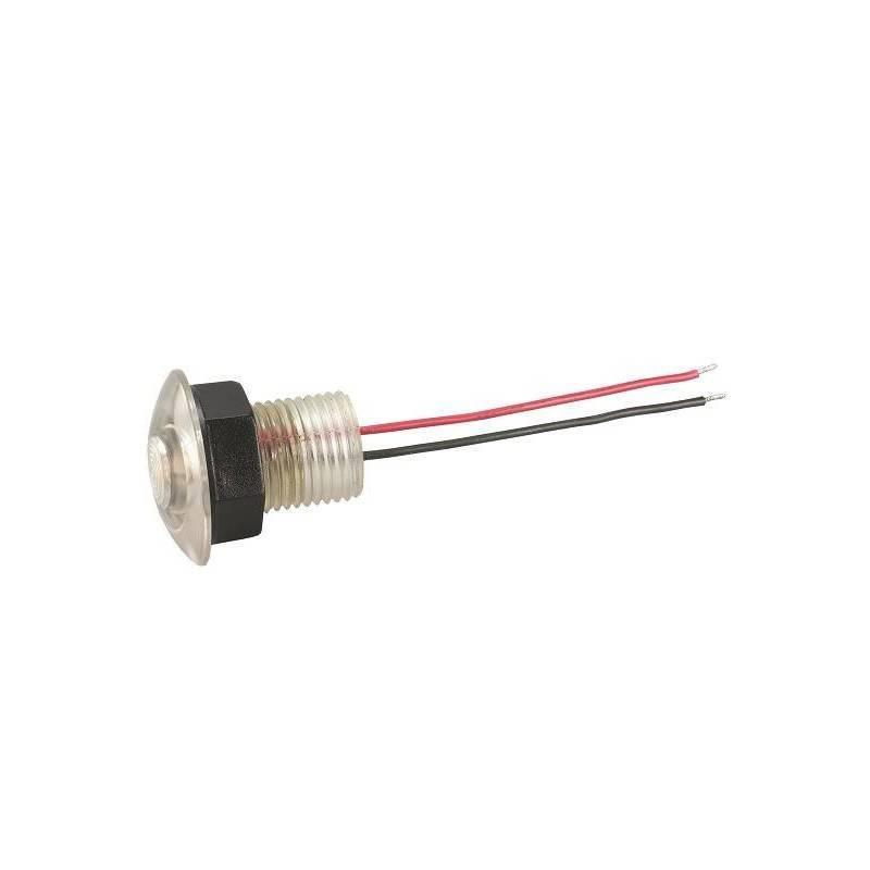 LED indbygningslys Ø 38 mm - 1