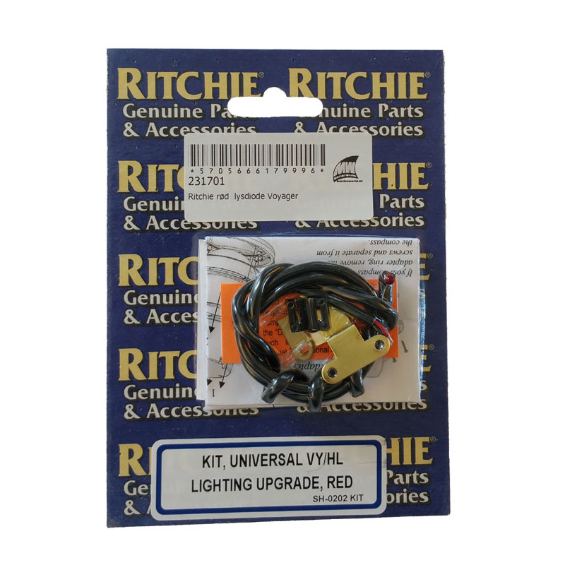 Ritchie Voyager lysdiode - 1