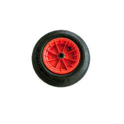 Gummihjul til motorvogn/ophalervogn
