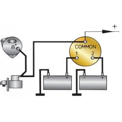 Betjeningspanel m/indikator og kontrolboks