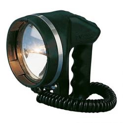 Søgelygte halogenlampe med morsefunktion 50W - 1