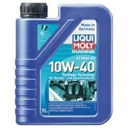 Liqui Moly 4T Motorolie 10W/40 - 1