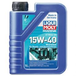 Liqui Moly 4T Motorolie 15W/40 - 1