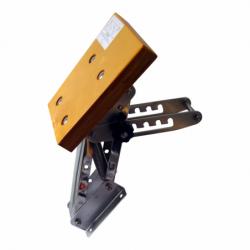 Hævebeslag kraftig model med rustfrit stål - 1
