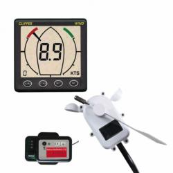 Clipper trådløs vind instrument komplet inklusiv transducer - 1