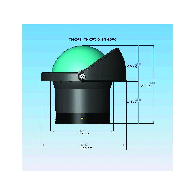 Aqua Signal Serie 40 Universalbeslag dæk