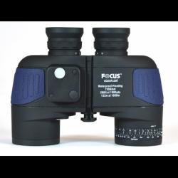 Focus Aquafloat Kikkert med Kompas - 1