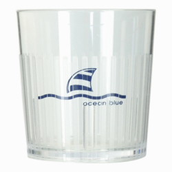 Ocean Blue whisky glas - 1