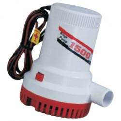Seaflo Shineflo lænsepumpe fra 1500 til 2000 GPH - 1