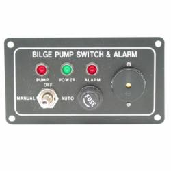 Kontaktpanel til lænsepumpe alarmkontakt - 1