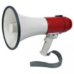 Megafon med sirene - 1