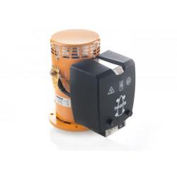 Set:motor 12V + solenoid BOW9512/BOW12512