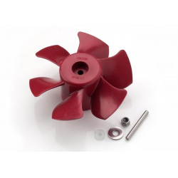 Plastic propeller BOW4512D