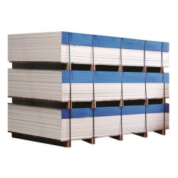 Poly-wood sheet of 12 mm thickness
