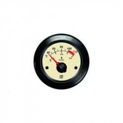 Cool water temperature gauge