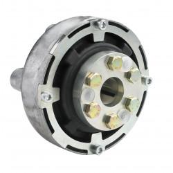 """VETUS flexible coupling UNIFLEX 13, shaft 30 mm, incl. 4"""" connection"""