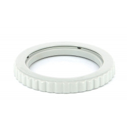 Plastic ring and nut 125mm YOGI2