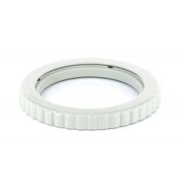 Plastic ring and nut 125mm YOGI2