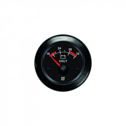 Voltmeter gauge 24 V