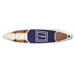 Inflatable stand up paddling board