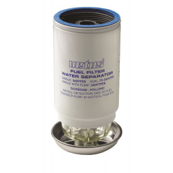 Spin-on filter, 10 micron, Max. 460 l/h