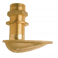 Brass water scoop