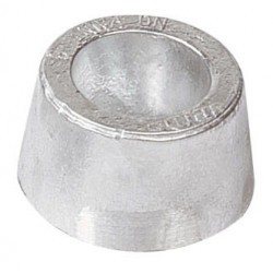 VETUS hull anode type 8, zinc, excl. connection kit
