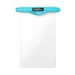 Fidlock vandtæt smartphonetaske medi Blå