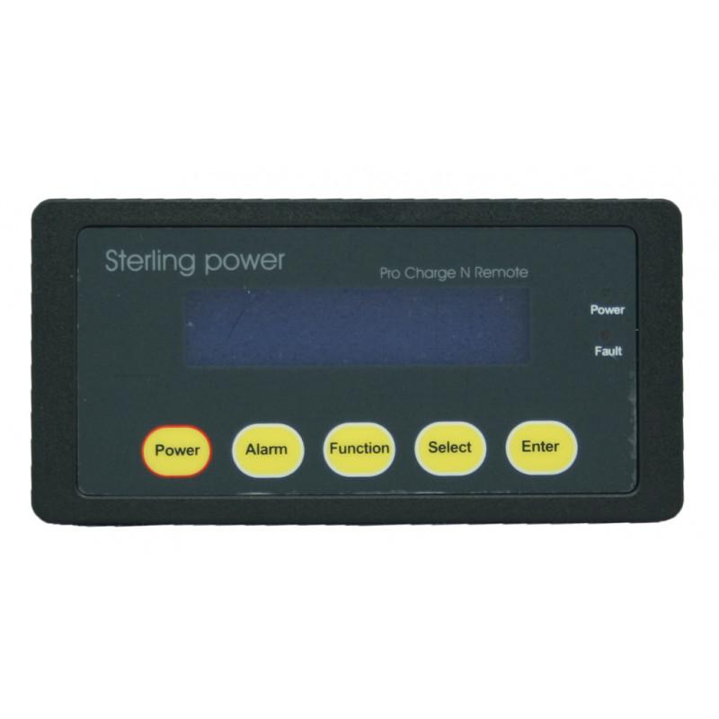 Remote display & control - 1