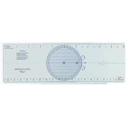 Linex nautisk plotter - 1