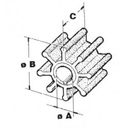 Impel Tohatsu 3B2-65021-1 - 1