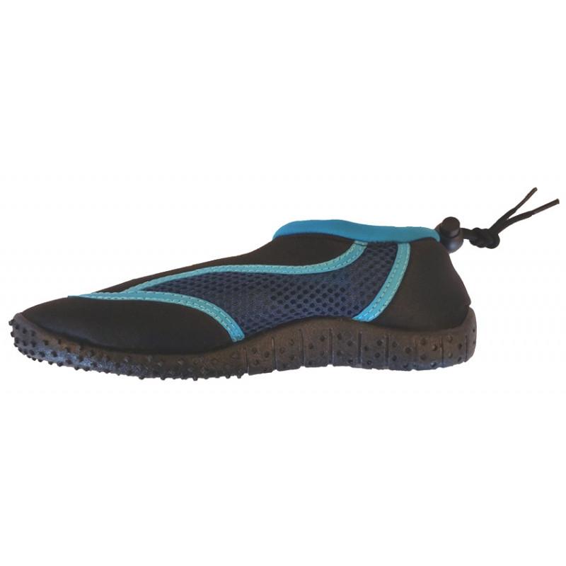 aqua shoe ocean blue - 1