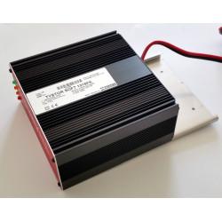 Monteringsplade Tystor soft 1210 og 1218 batterilader - 1