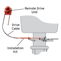 Sterndrive Systempakke Mercruiser - 1