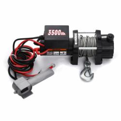 DW3500 Trailerspil 12V 1.550 kg. / 1.000 kg. - 1